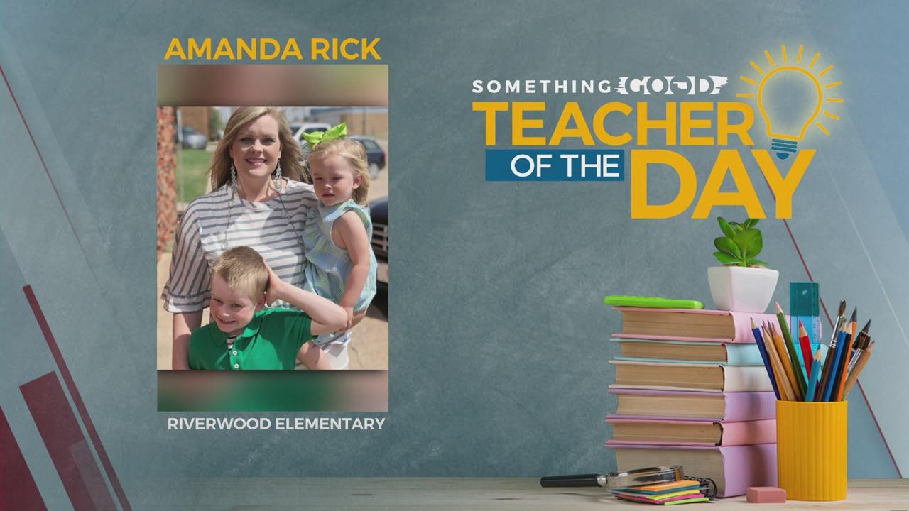 Teacher Of The Day: Amanda Rick