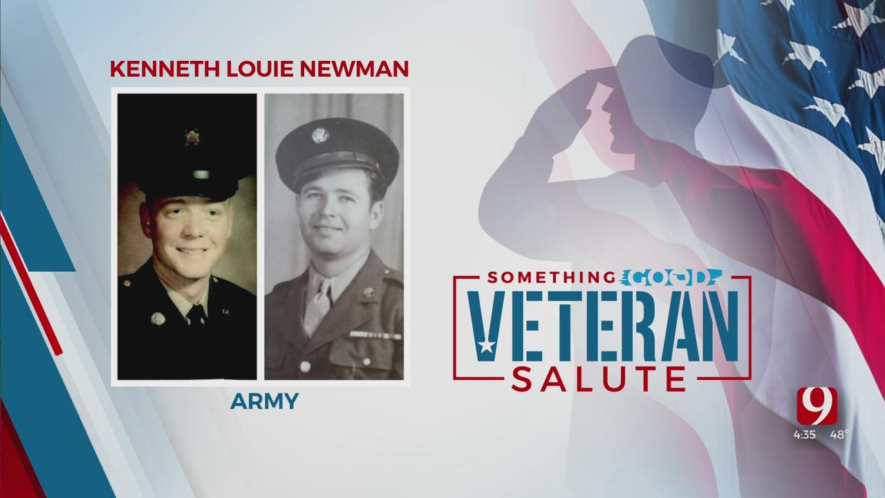 Veteran Salute: Kenneth Louie Newman