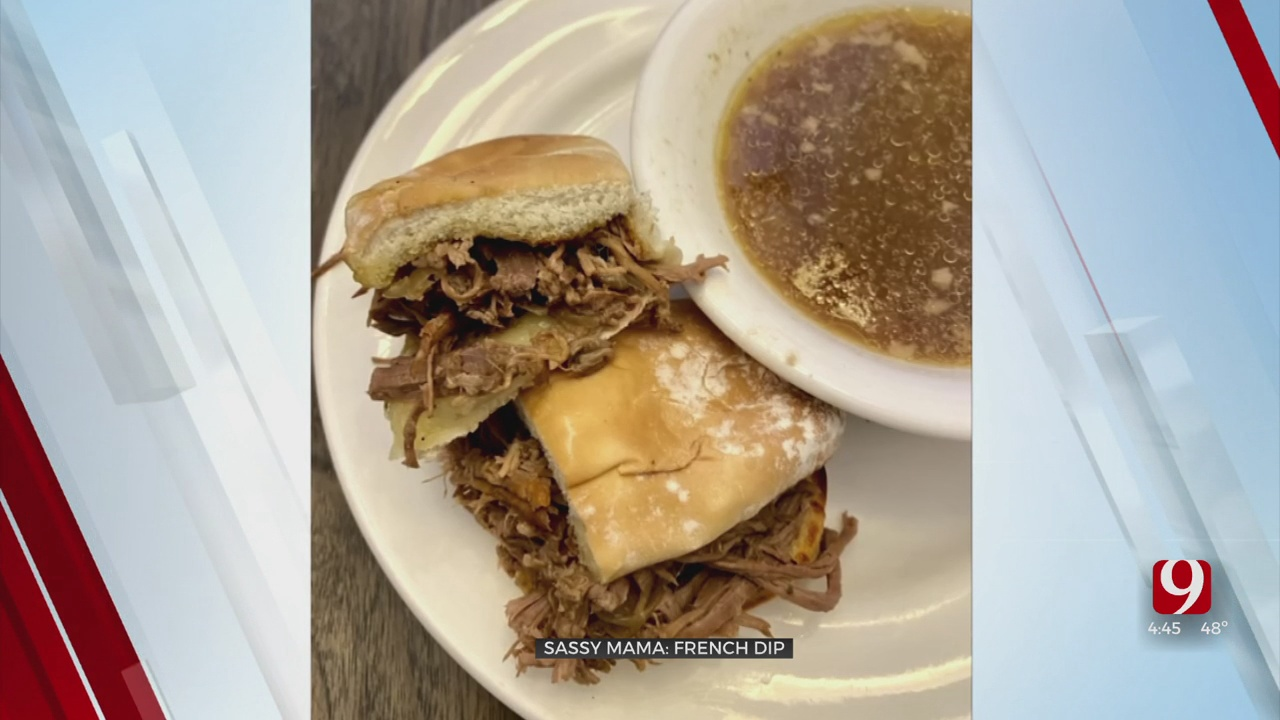 French Dip Sandwiches Part 2