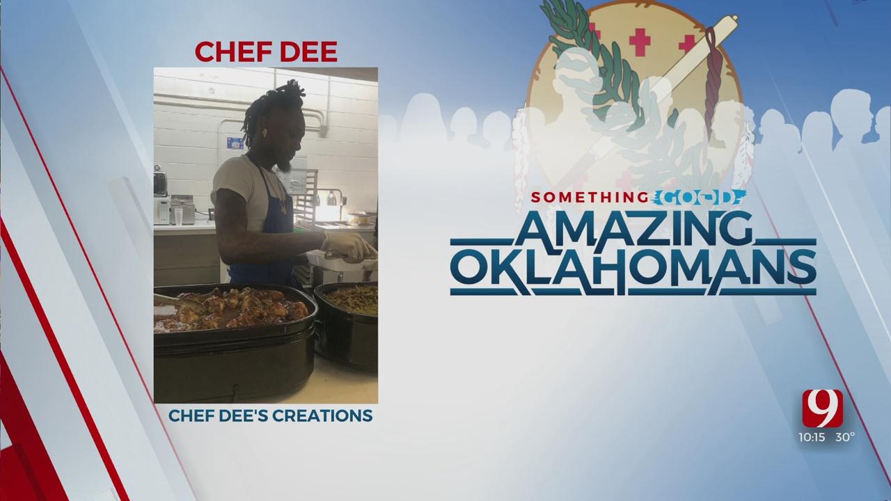 Amazing Oklahoman: Chef Dee