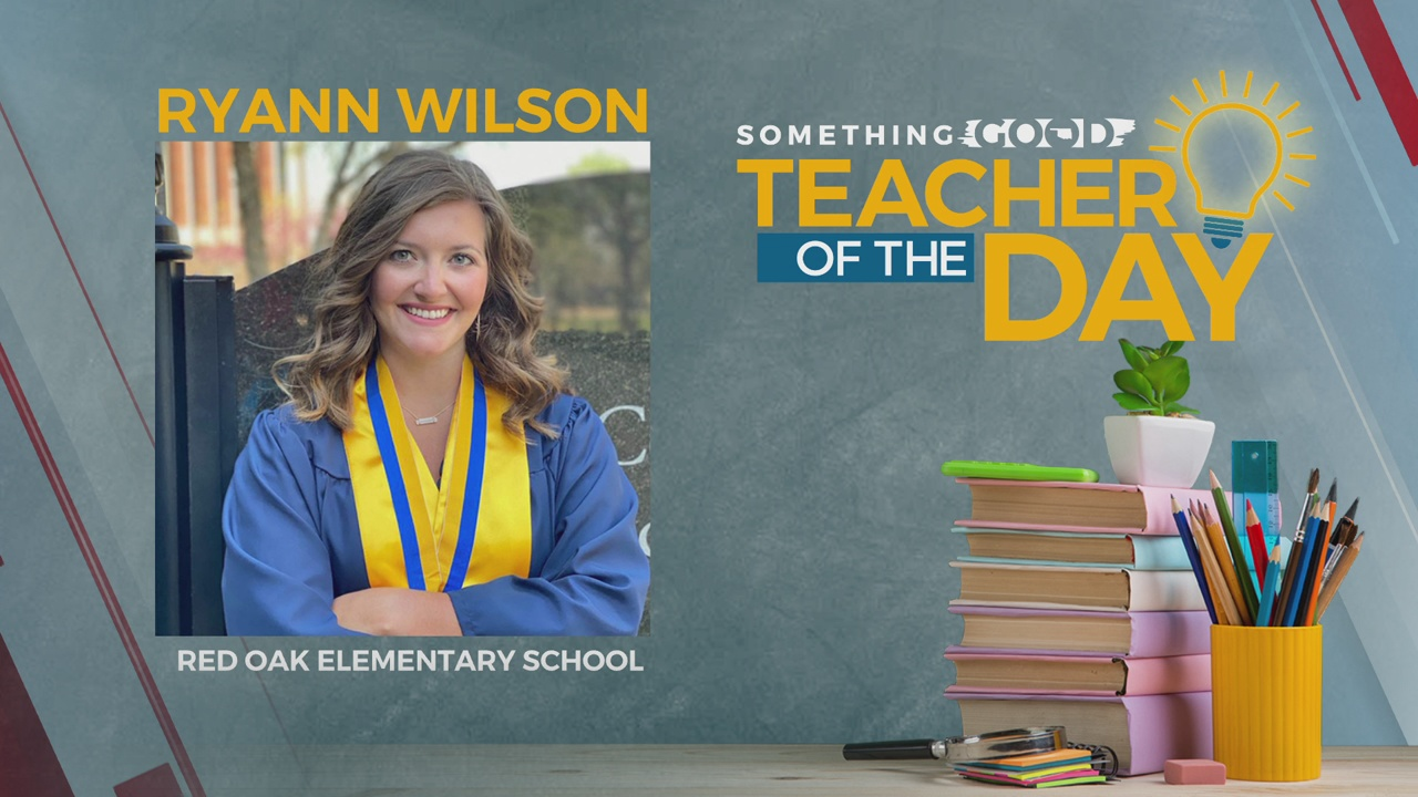 Teacher Of The Day: Ryann Wilson