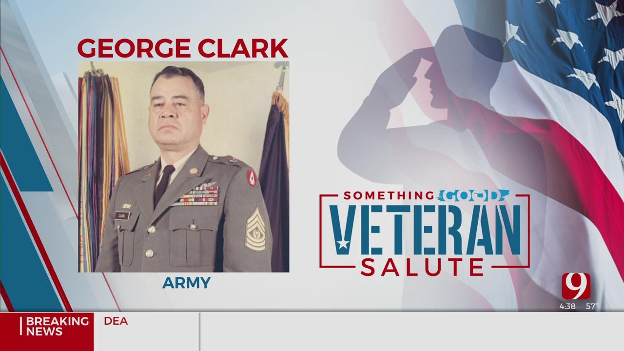 Veteran Salute: George Clark