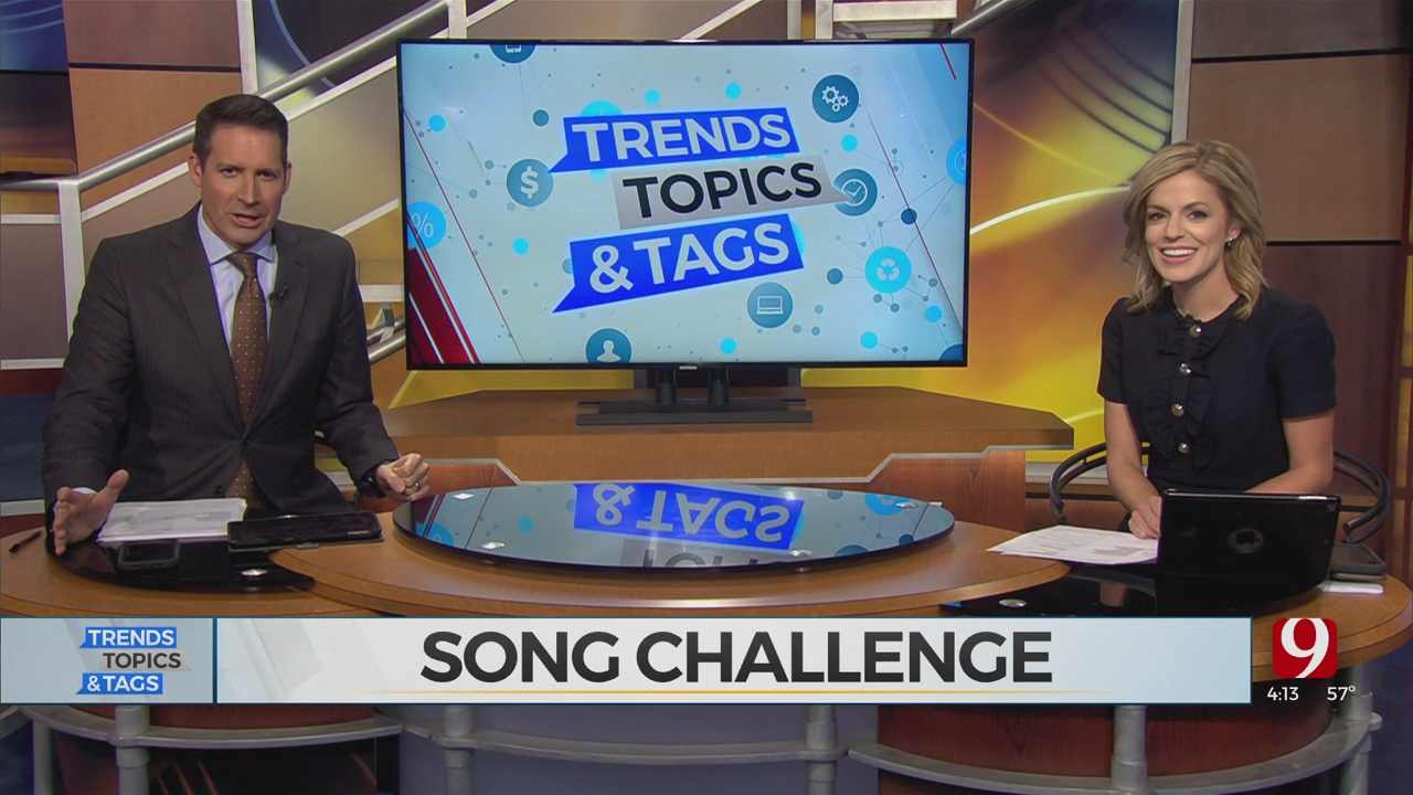 Trends, Topics & Tags: Song Challenge