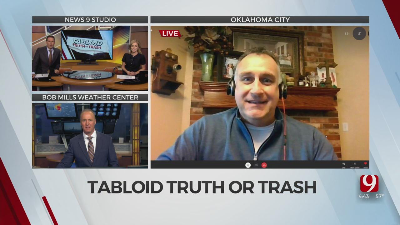 Tabloid Truth Or Trash For Dec. 1, 2020