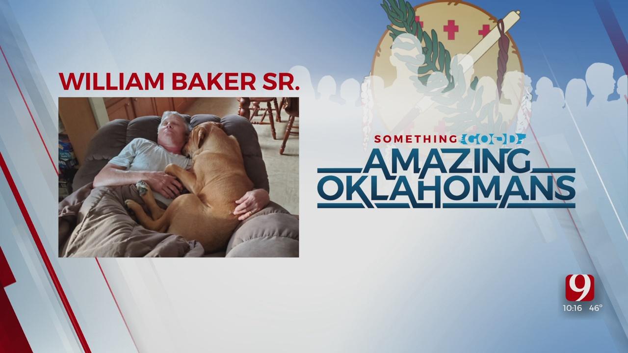 Amazing Oklahoman: Veteran William Baker Sr.