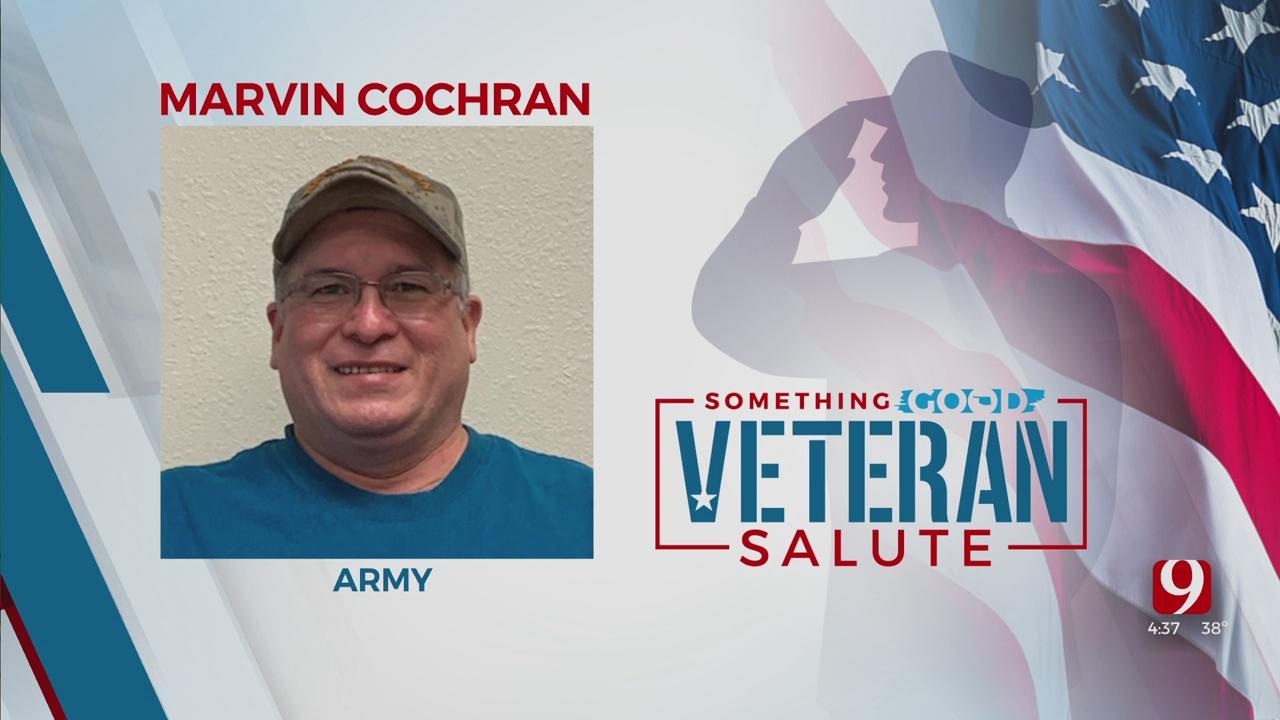 Veteran Salute: Marvin Cochran