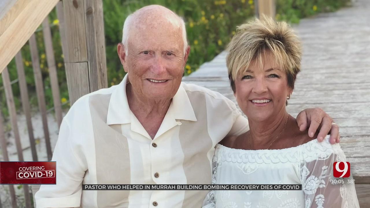 Beloved Metro Pastor Nicholas Harris Dies Of COVID-19