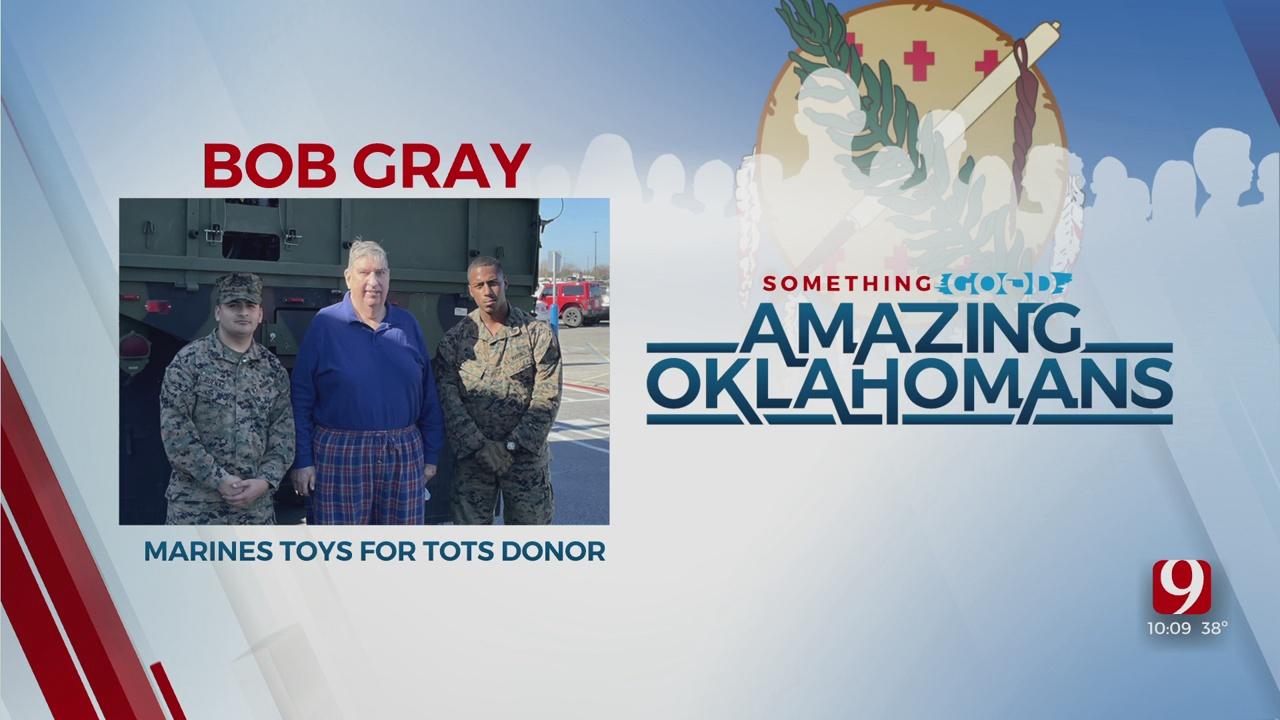Amazing Oklahoman: Bob Gray
