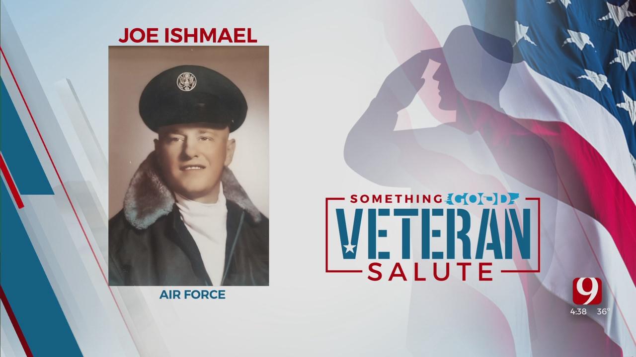 Veteran Salute: Joe Ishmael