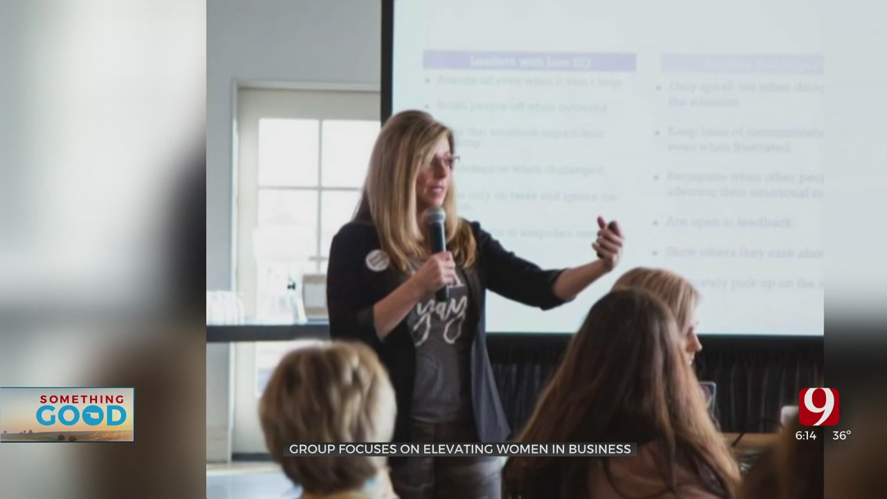 Oklahoma Woman Fights For Gender Diversity In The Boardroom