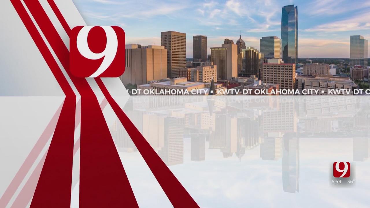 News 9 6 p.m. Newscast (December 3)
