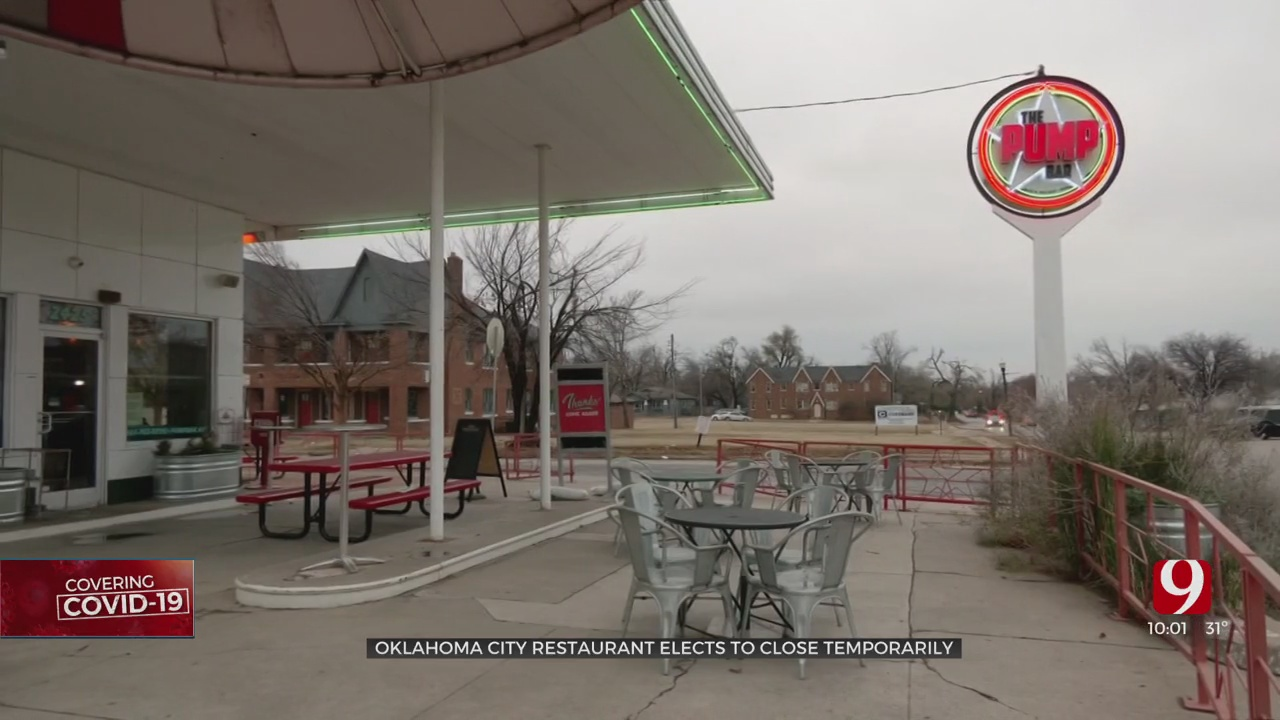 'It's A Painful Decision': With Hope For 2021, Oklahoma City Restaurant Closes For Winter