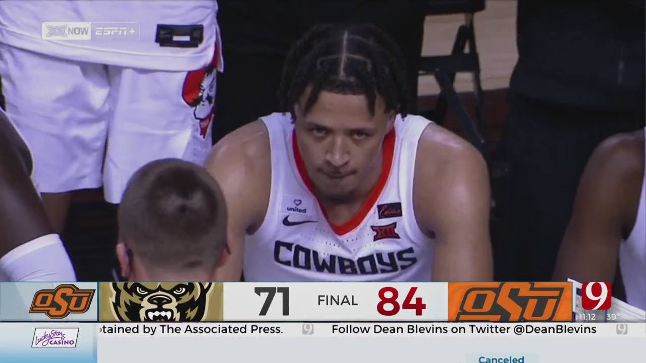 OSU Men's Basketball Defeats Oakland Univ. At Home