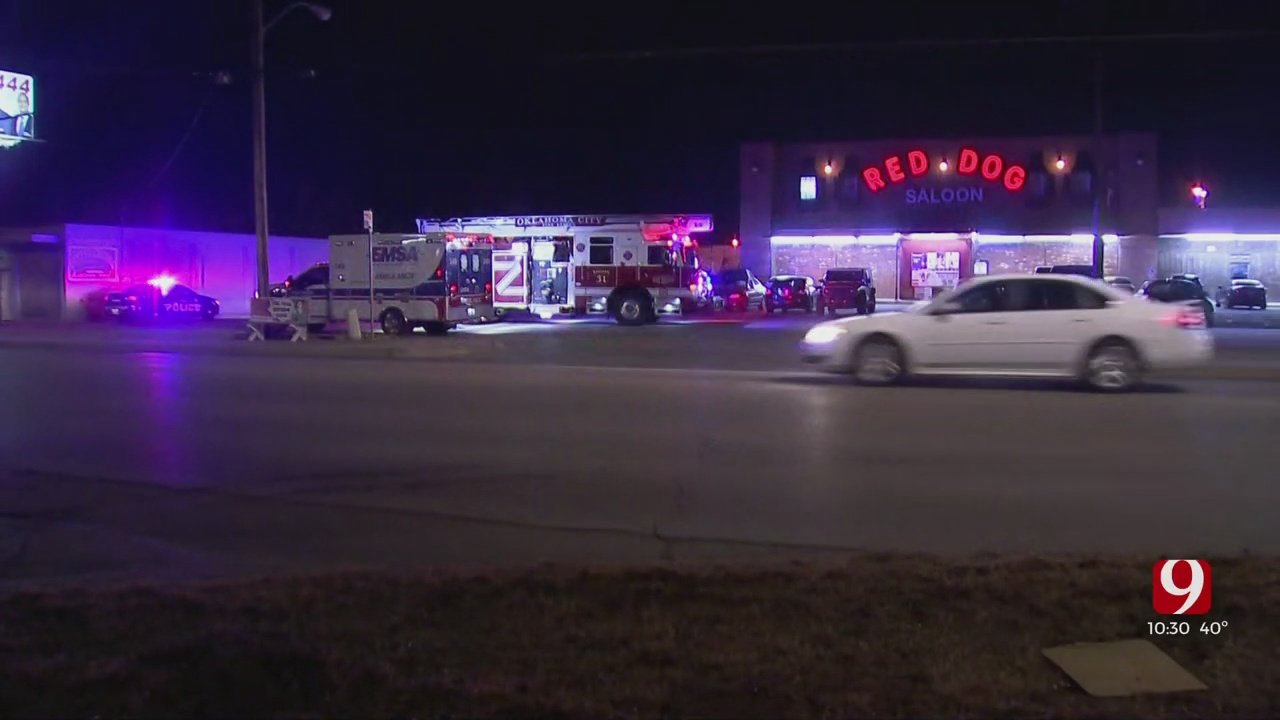 OCPD Searching For Suspect Involved In NW OKC Shooting