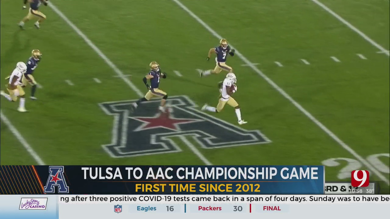Oklahoma And Tulsa Both Clinch Berths To Their Respective Title Games
