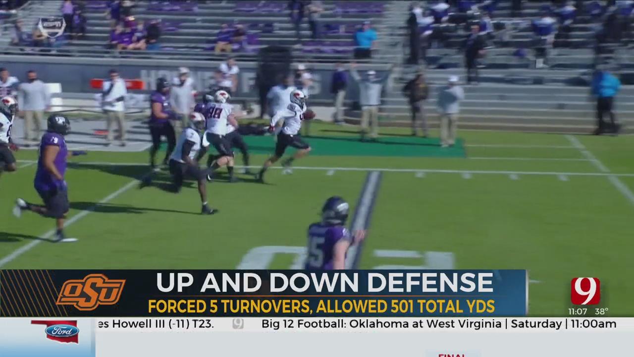 OSU Football Breakdown: Cowboys Get Upset By TCU