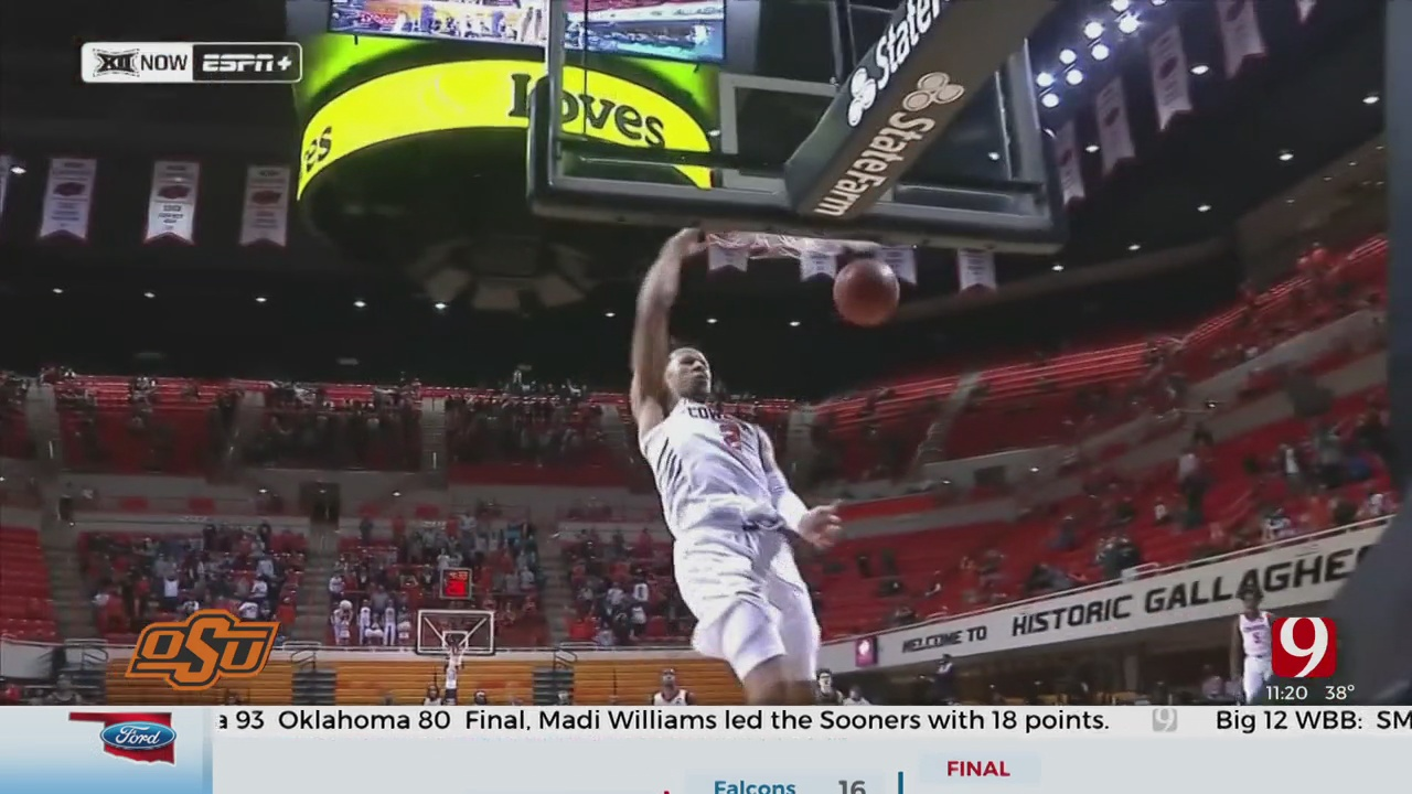 Cowboy Basketball Off To Undefeated Start