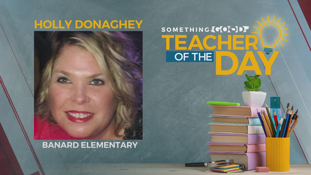 Teacher Of The Day: Holly Donaghey