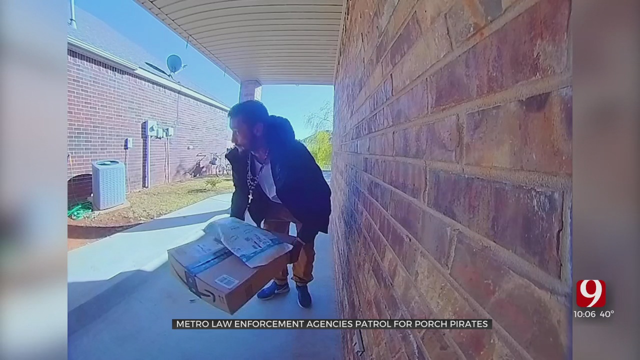 Metro Law Enforcement Increases Porch Pirate Patrol, Suspects Now Face Jail Time