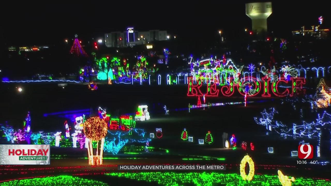 Holiday Adventures: Christmas Attractions Across Oklahoma