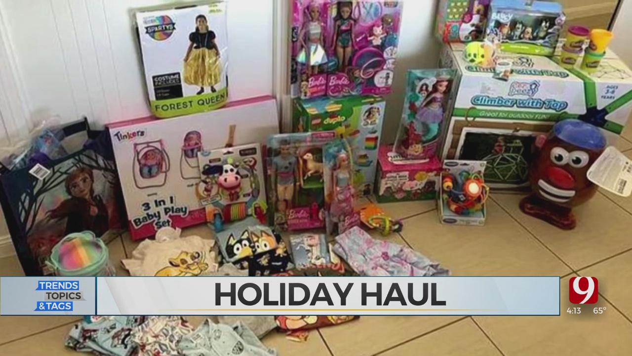 Trends, Topics & Tags: Christmas Haul