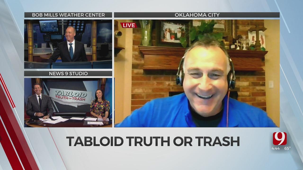 Tabloid Truth Or Trash For Dec. 8, 2020