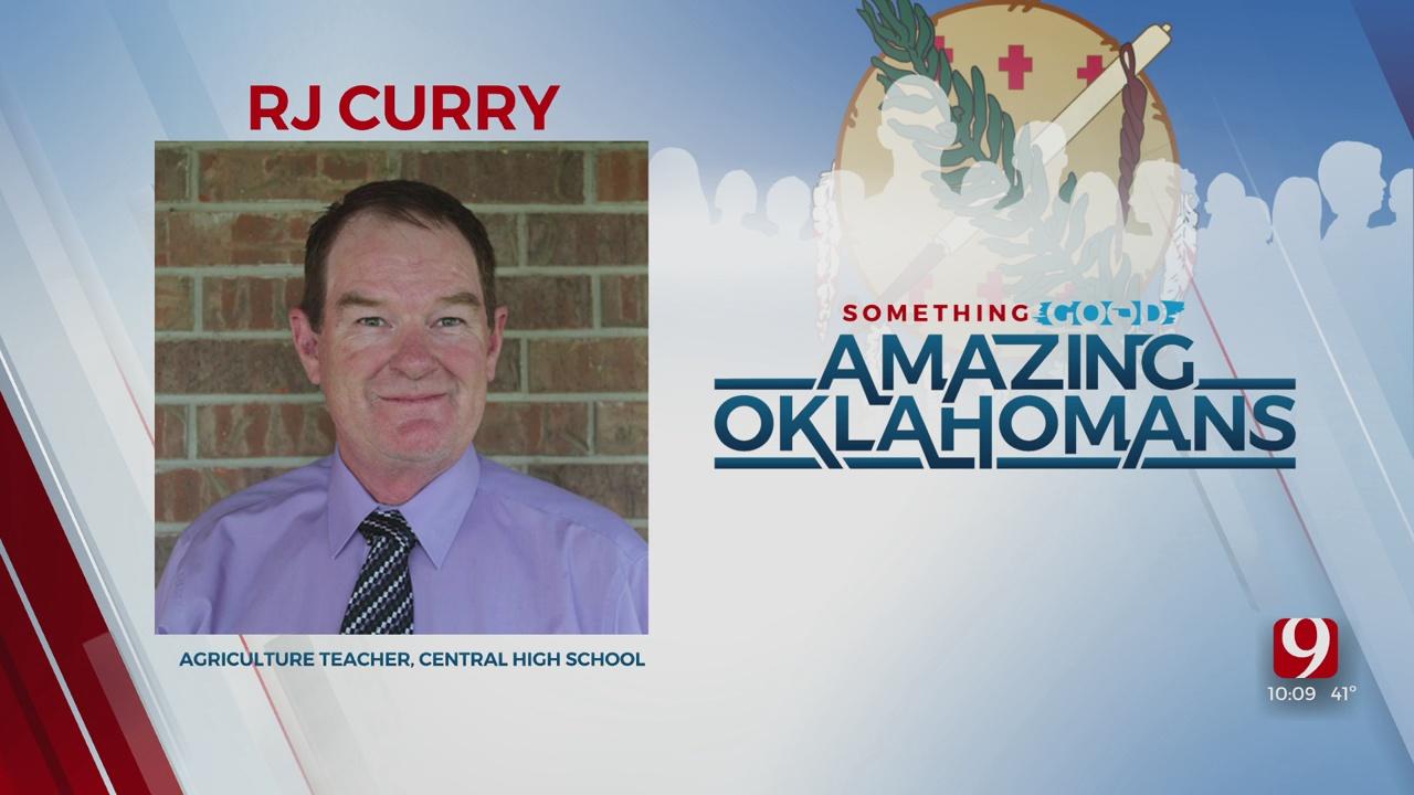 Amazing Oklahoman: RJ Curry