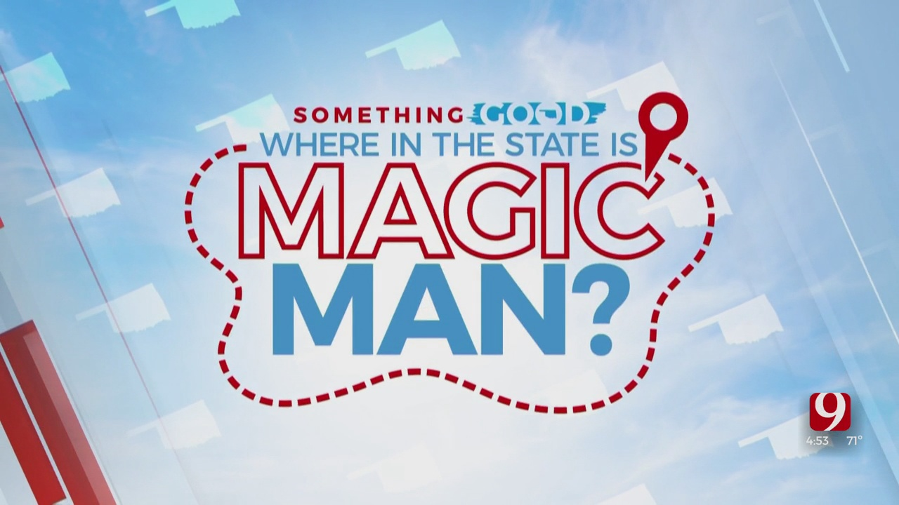 Where In The State Is Magic Man?: Dec. 9, 2020