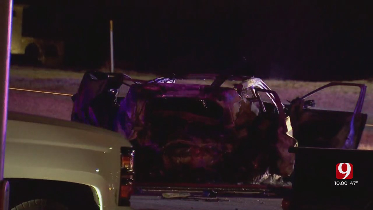 Deadly Crash Reported In SW Oklahoma City