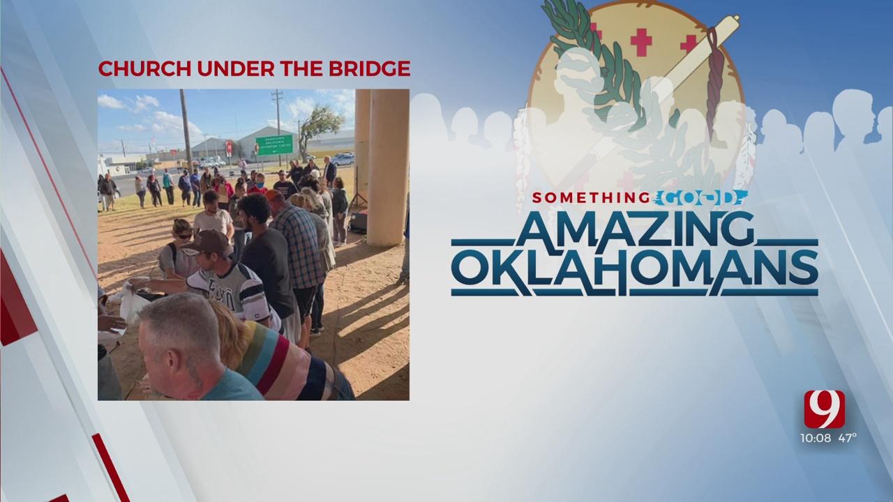 Amazing Oklahoman: Church Under The Bridge