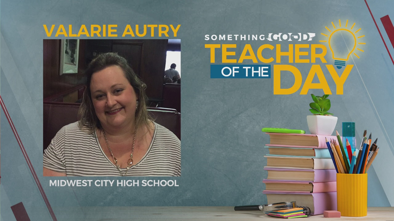 Teacher Of The Day: Valarie Autry