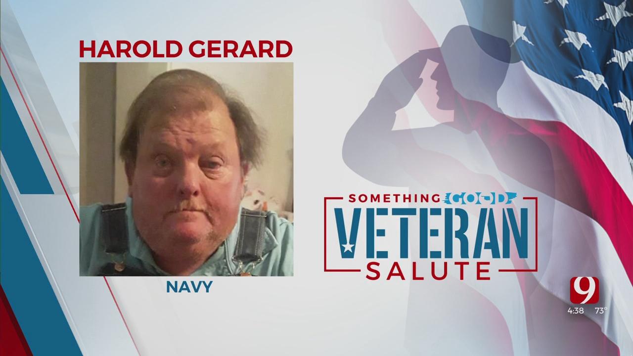 Veteran Salute: Harold Gerard
