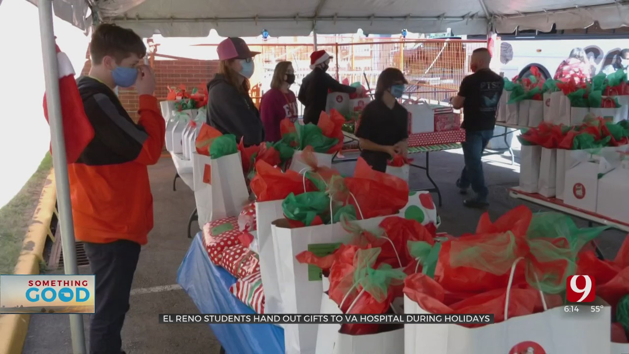 Something Good: El Reno High School's 75 Year Holiday Tradition Continues