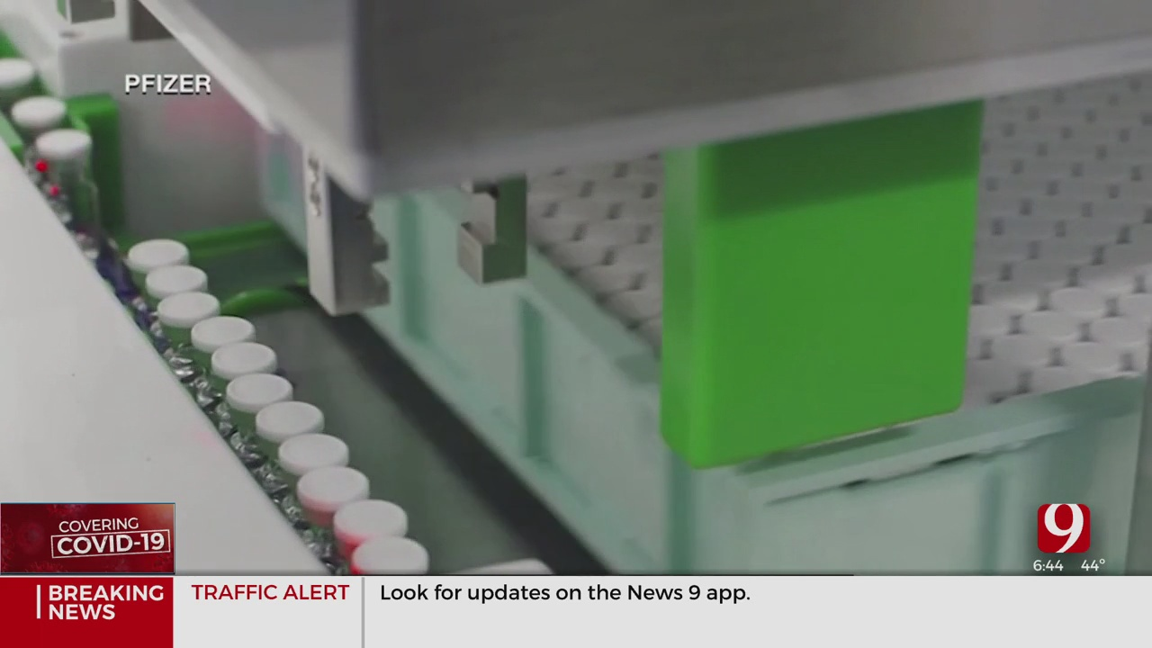 OSDH Announced Updates To COVID-19 Vaccine Rollout Plan