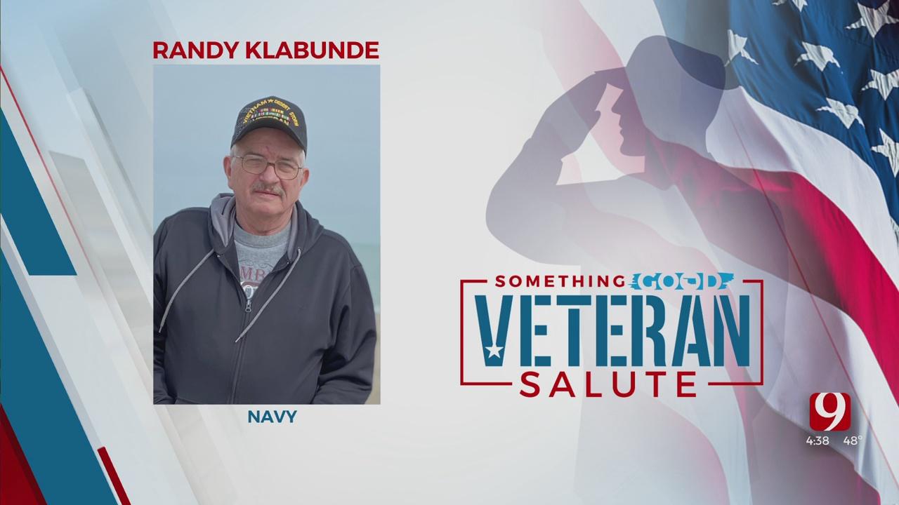 Veteran Salute: Randy Klabunde