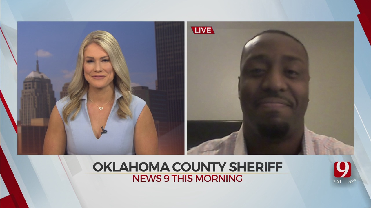 Oklahoma County's New Sheriff Discusses Preparations