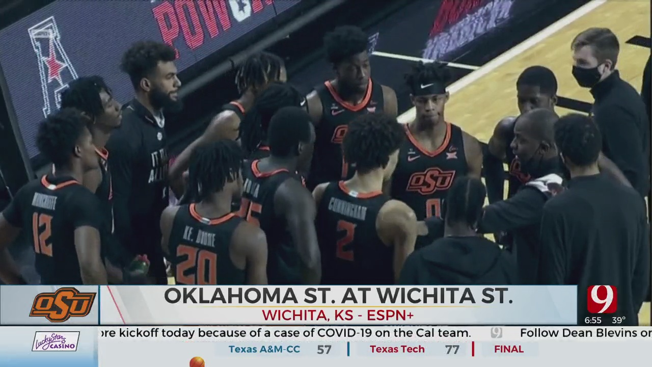 OSU Men Basketball Hangs On Late, Remains Undefeated