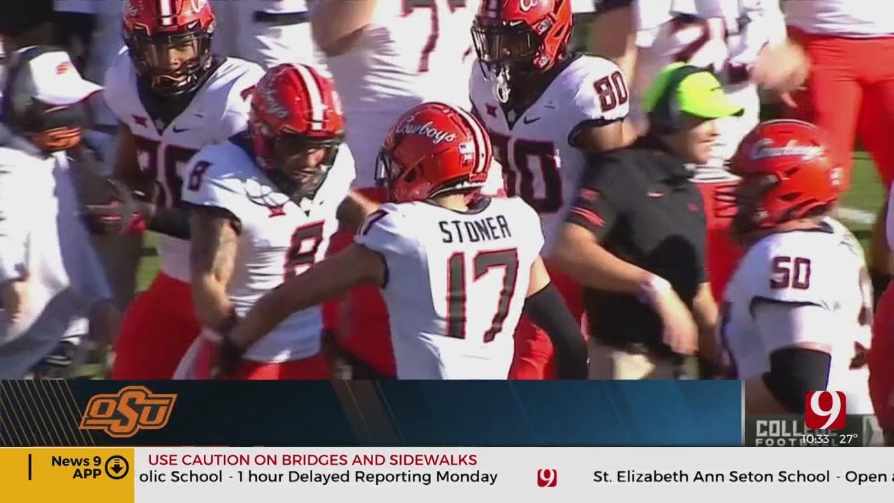 OSU Football Breakdown: Cowboys Dominate Bears
