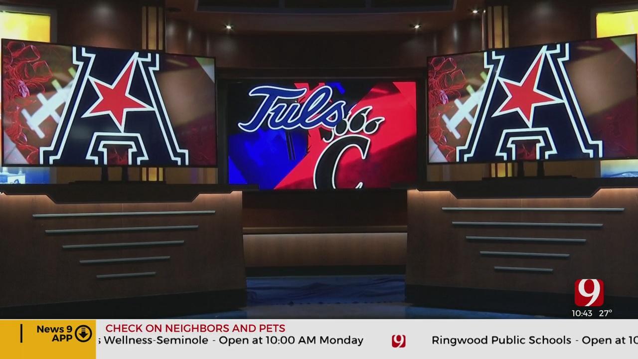 AAC Championship Preview: Tulsa vs. Cincinnati