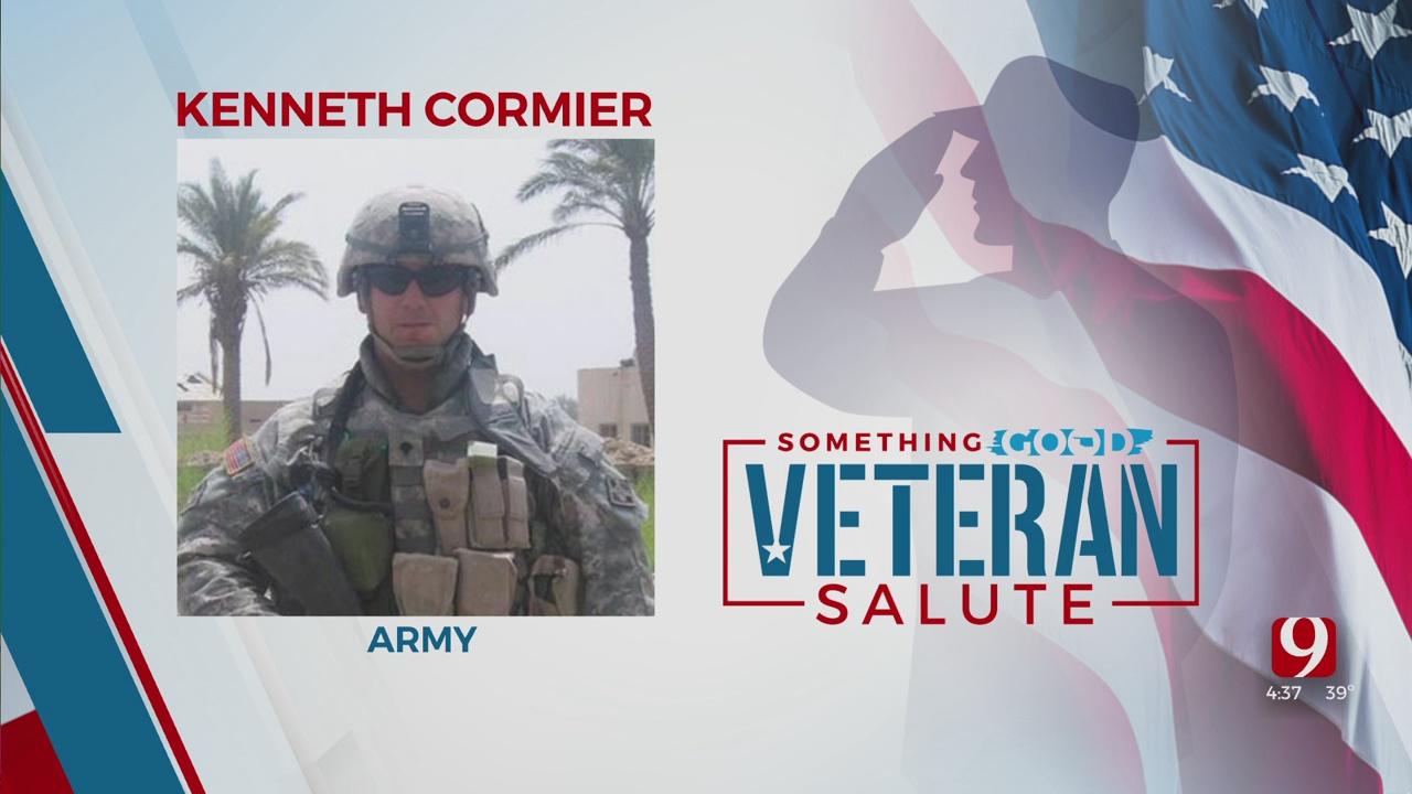 Veteran Salute: Kenneth Cormier
