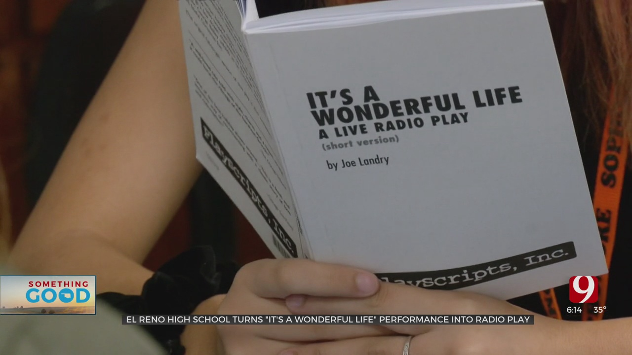 El Reno High School Going Old School For Holiday Show