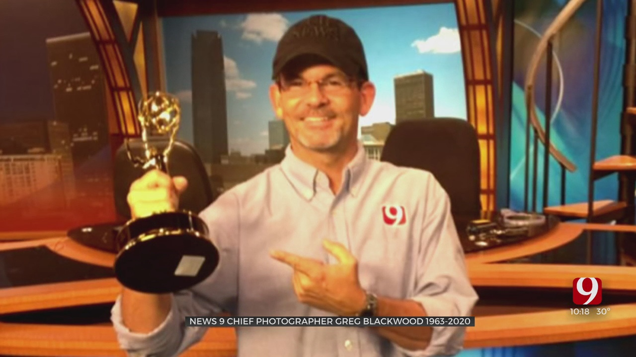 A Look Back At The Decades-Long Career Of News 9's Greg Blackwood