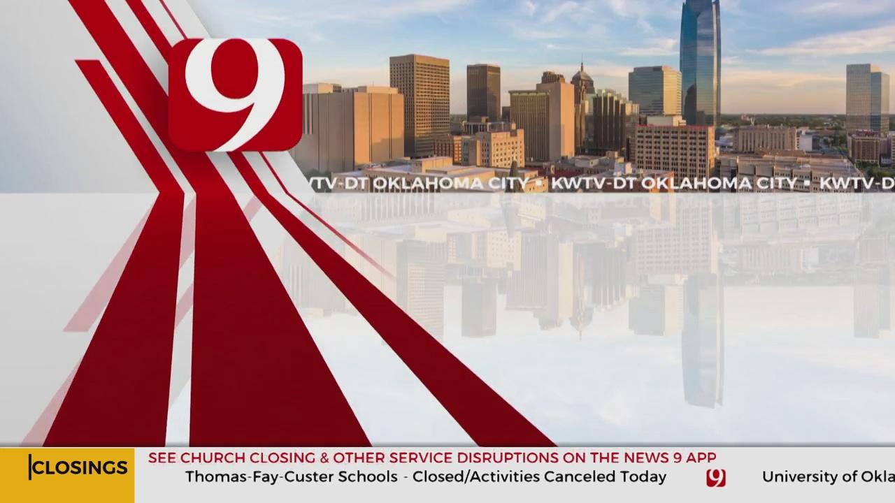 News 9 6 a.m. Newscast (Dec. 15)