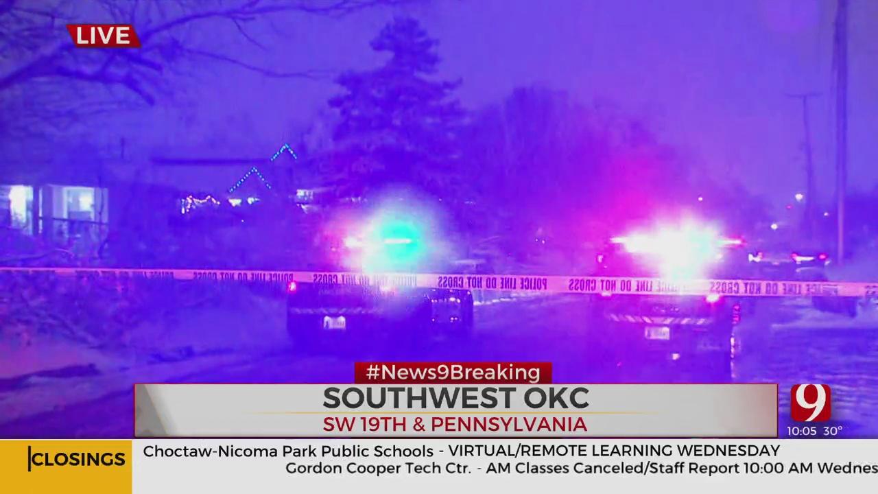 OCPD: Man Shot, Killed In SW Oklahoma City