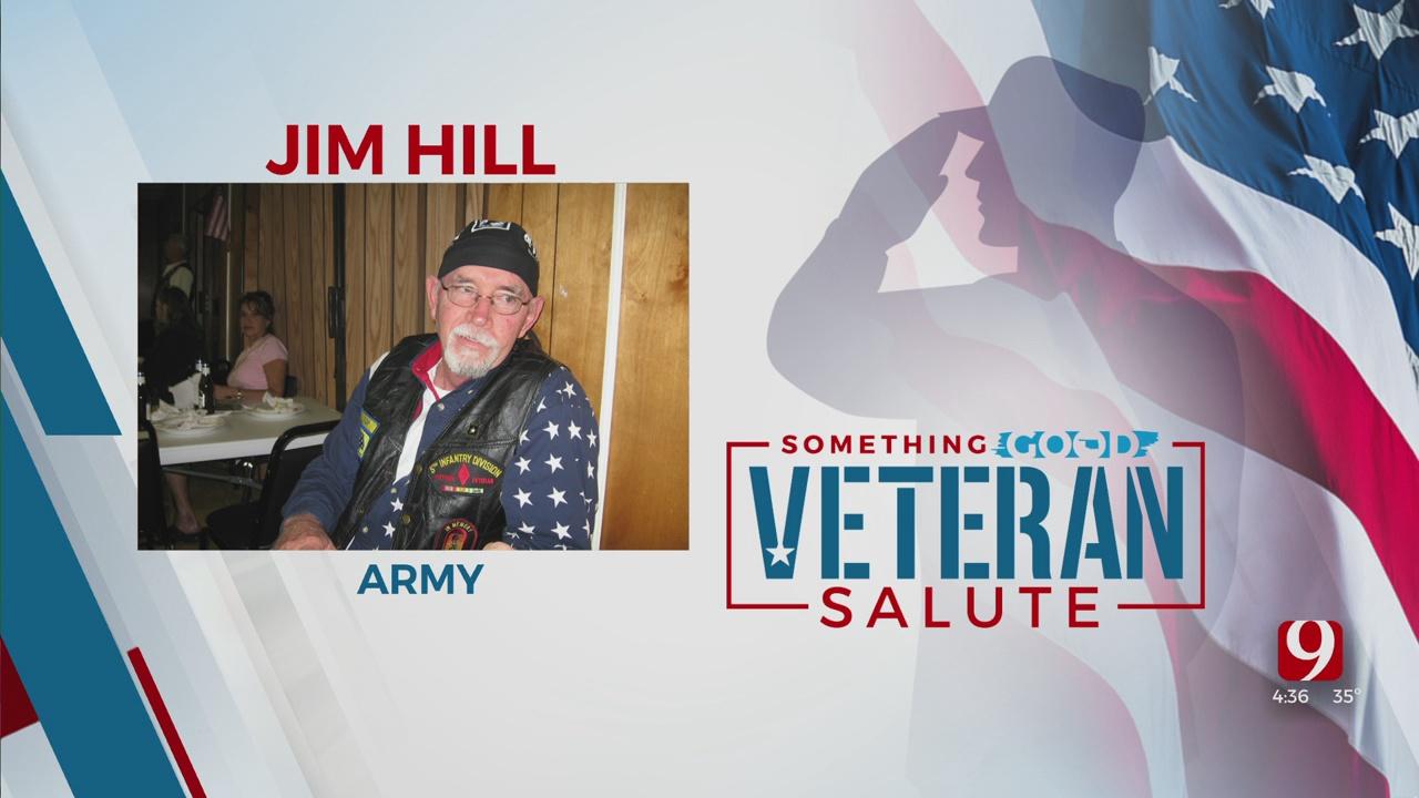 Veteran Salute: Jim Hill