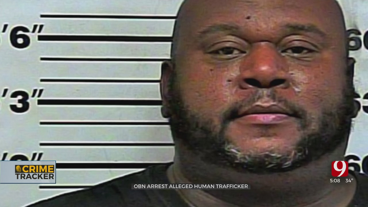Choctaw Man Arrested On Complaints Of Operating Human Trafficking Ring In OKC Metro