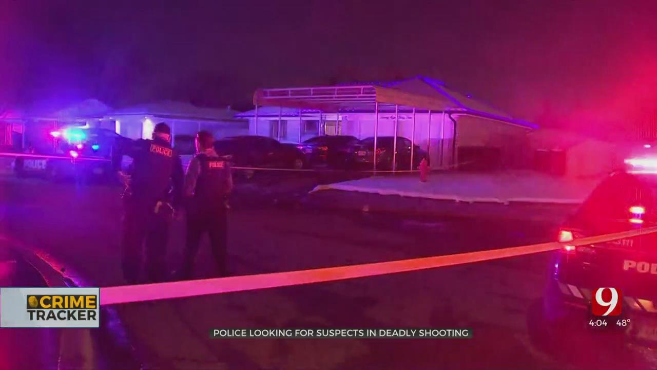 Police Identify 17-Year-Old Boy Killed In SW OKC Shooting