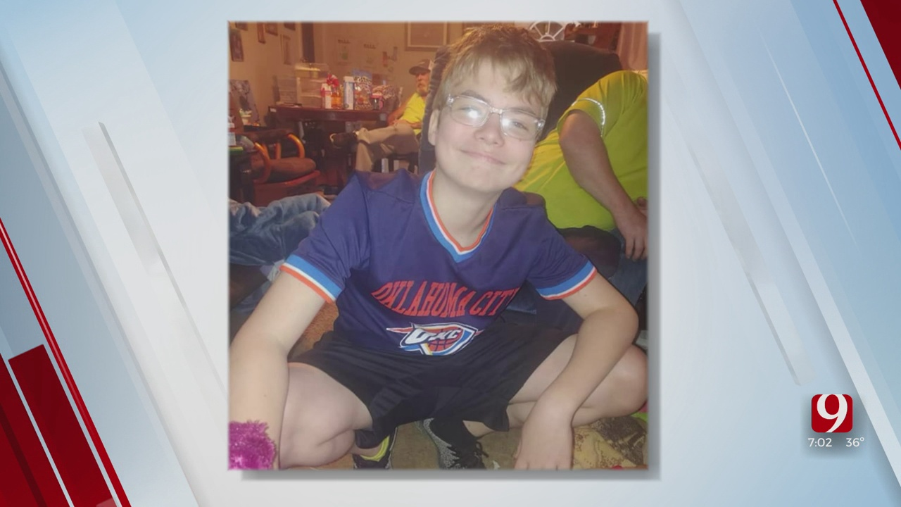 Enid Police Searching For Missing 14-Year-Old