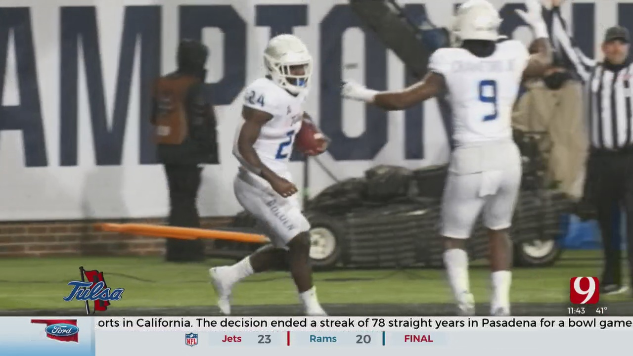 AAC Breakdown: Tulsa Loses To Cincy