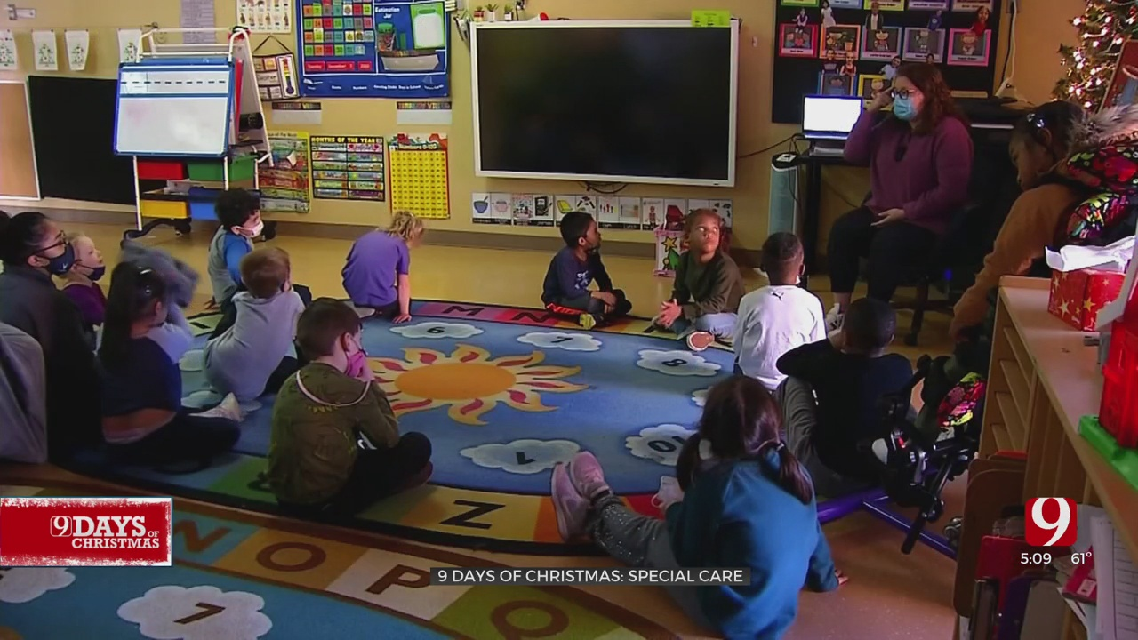 9 Days Of Christmas: Special Care